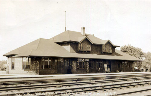 Image of Railway Station
