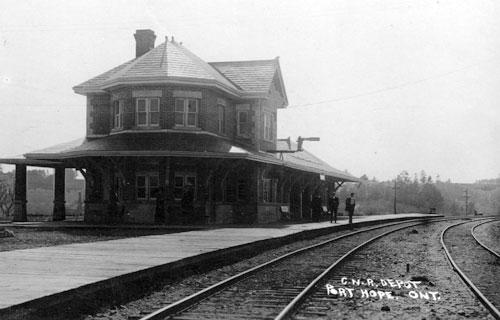Au Train Mi >> Railway stations in Port Hope Ontario