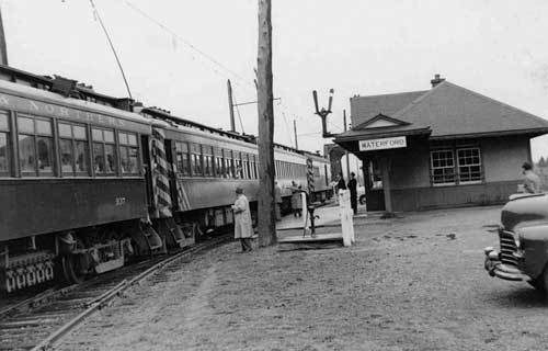 Railway stations in waterford ontario for Waterford grand