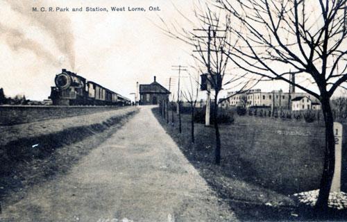 Railway Stations In West Lorne Ontario