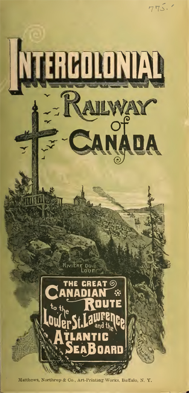 Picture of travel brochure
