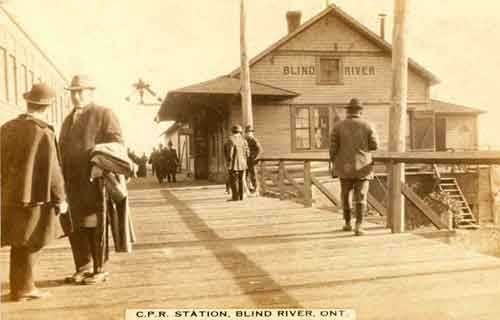 Blind River CPR Station