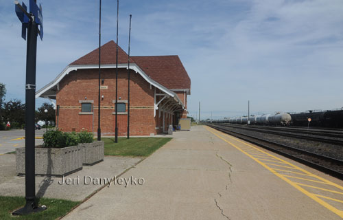 Sarnia VIA Rail Station